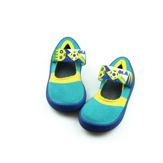Feebees toddler shoes / socks shoes / indoor and outdoor can be worn - banner / passion Samba