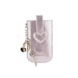 Love Mobile Phone Case (champagne silver)