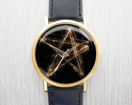 Stars know my heart - Fashion Watch leather strap ︱ ︱ ︱ men and popular pieces to wear with the best holiday gift