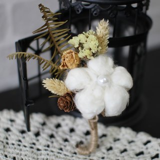 [Endless love - wedding corsage] not withered flower / dried flowers / jewelry bouquet / wedding bouquet bouquet / flower ceremony
