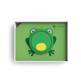 【Artificer】 Rhythm for Kids bracelet - frog (green)