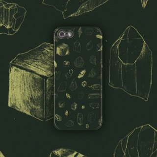 Mineral-night / 2014 / phone case