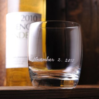 320cc [may lettering whiskey cup customized] (cut thin edge) Greece cup whiskey cup birthday gift