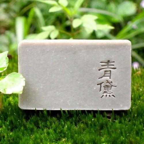 文山手作皂-青黛護理皂(沐浴用手工皂)