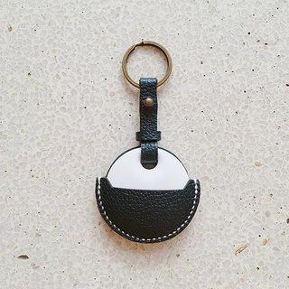 Hand-stitched gogoro key case
