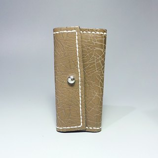 [ANITA] original hand-made workshop branch lines x manual Wallets -6 hole
