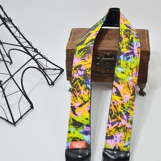 Colorful Decompression Belt Camera Belt Uke Lili Camera Strap