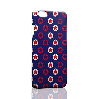 Red, white and blue stars custom Samsung S5 S6 S7 note4 note5 iPhone 5 5s 6 6s 6 plus 7 7 plus ASUS HTC m9 Sony LG g4 g5 v10 phone shell mobile phone sets phone shell phonecase