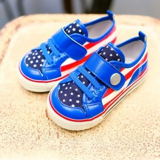 Jayce American wind little star casual shoes (zero code special, only accept the return)