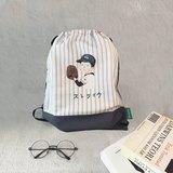 【棒球】束口袋背包