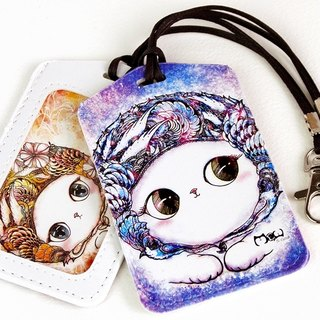 Good meow Universal Card Case - rise cat