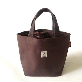 ✎ palette bag / lunch bag / Universal Bag | beam port type | key standard cloth | coffee