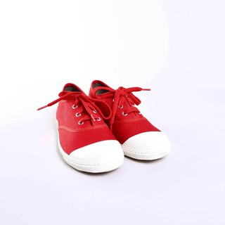 Casual shoes - KARA flame red