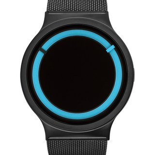 <Glow> cosmic eclipse watches ECLIPSE Steel (Black Blue, Black Ocean)
