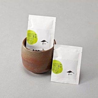 [Dance] spring tea | natural farming :: Yuzuhana Oolong tea bags 2pcs Agriculture