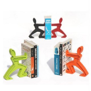 black + blum James the bookend human book block