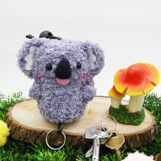 (Koala) marshmallow animals Wallets - in key cases