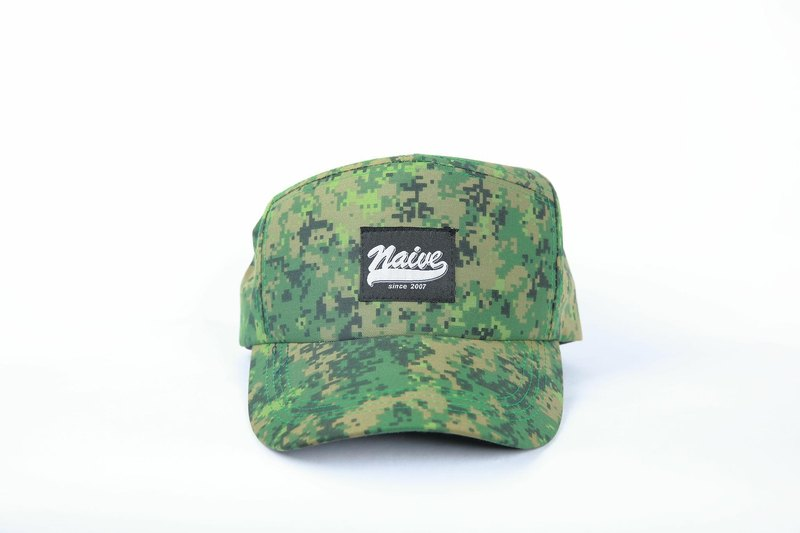 Limited naive cap - multi-style digital camouflage models