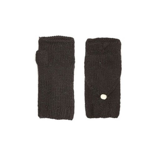 Hooded Mittens/Black