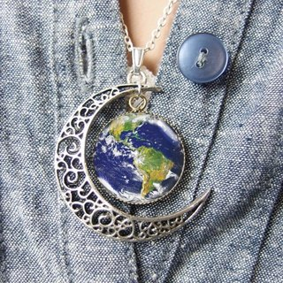 Love the Earth - Necklaces / Accessories / Birthday Gifts [Special U Design]