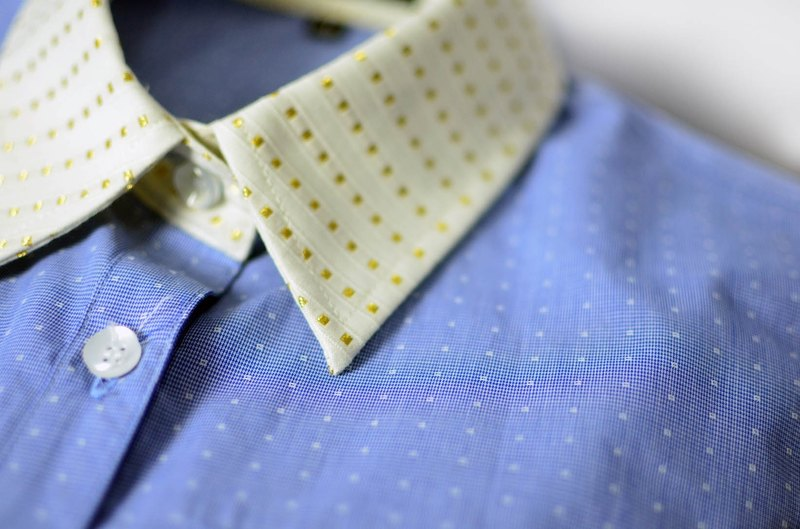 humming-拼接襯衫-Stitching Shirts-HWS1306-01
