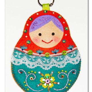 Russian doll card sets # 010