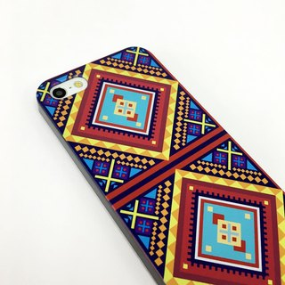Folk Pattern Color2 Print Soft / Hard Case for iPhone X,  iPhone 8,  iPhone 8 Plus,  iPhone 7 case, iPhone 7 Plus case, iPhone 6/6S, iPhone 6/6S Plus, Samsung Galaxy Note 7 case, Note 5 case, S7 Edge case, S7 case