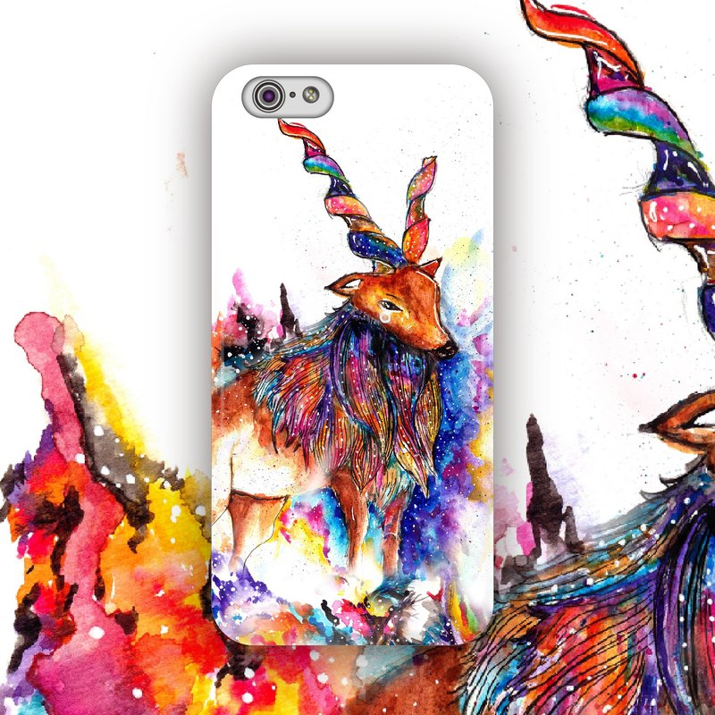 ▷ Umade ◀ DEER [iPhone7 (i7, i7plus, i6, i6s, i6plus, i6splus, i5se, i5s, i5c,) / Android (Samsung, Samsung, HTC, Sony) Phone Case / Accessories - matte hard shell - artists] CUB