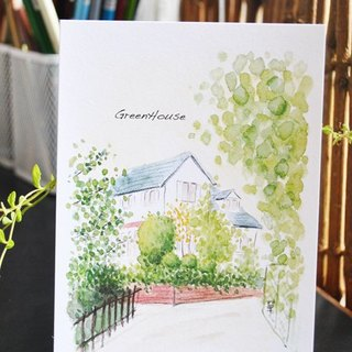 Dream Cabin Series / Green Gables Postcard