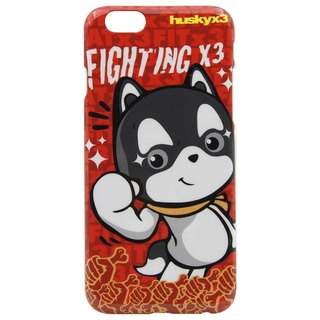 Sigema X Husky x 3 Case for iPhone 6 / 6s Ranger fighting Phone Case