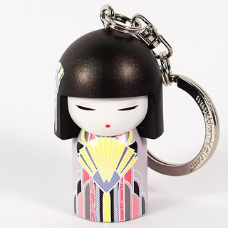 Keyring - Saeko Youth Colors (Kimmidoll and Blessing Doll Keyrings)