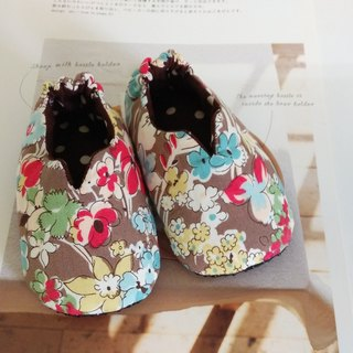 Autumn Flower baby shoes Baby Shoes (11/12)