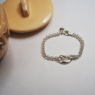 mittag BB301 bb laughing heart bracelet_bb笑心手鍊
