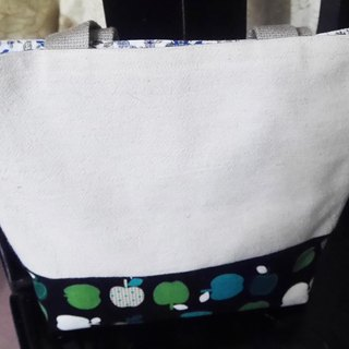 Green apple astringent * fashion simple bag