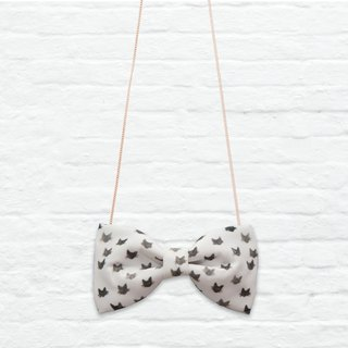 K0026 Necklace, Hairband, Pet Collar, Toddler Bow tie