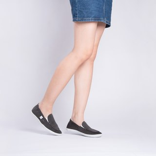 LOAFER Classic Graphite ULTRASUEDE and Eco-friendly shoes for WOMEN