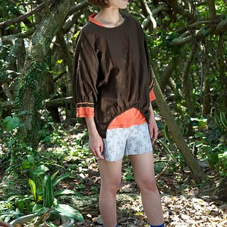 & by tan&luciana . Flower print shorts-special price