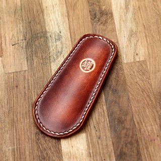 Handmade pot handmade custom shoehorn mention shoes shoes is full leather vegetable tanned leather handmade trumpet