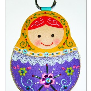 Russian doll card sets # 017