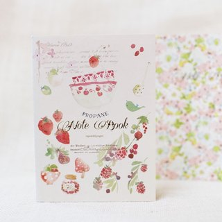 Small pocket notebook / pink