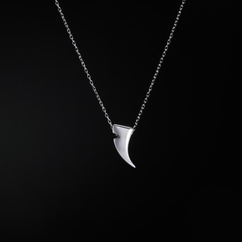 {CHIC CIAO} 316L Stainless Steel Jewelry Necklace - Taiwan native Series [ Taiwan boar