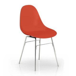 TOOU Side Chair (紅色)