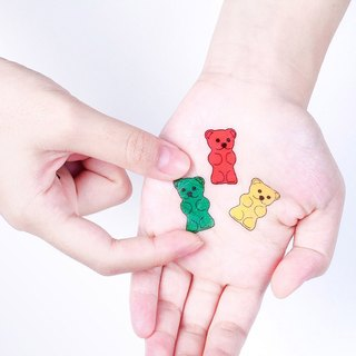 Surprise Tattoos / QQ bear tattoos tattoo stickers