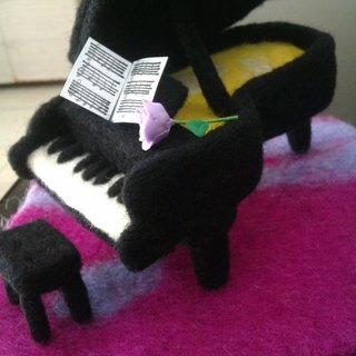(On Hand) sheep blankets piano music series -