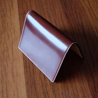 Mildy Hands - PC01 - 護照夾 Passport Case ( Cordovan 馬臀皮 ) Antique
