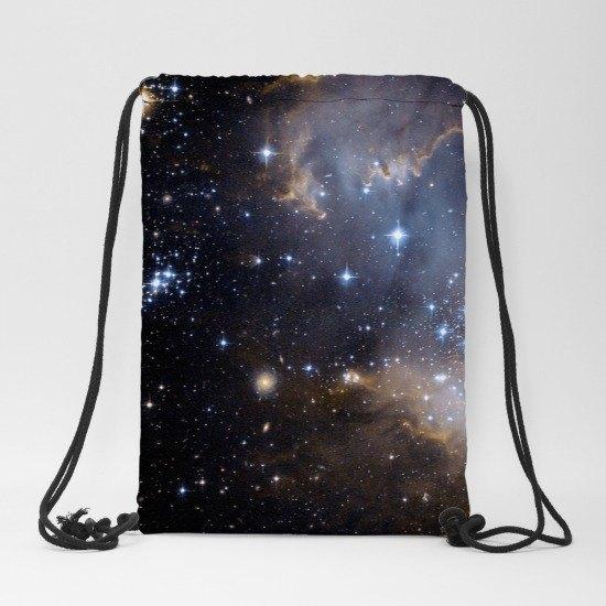 宇宙星團束口後背包