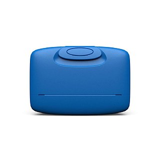 Capsul Case - Electric BLUE