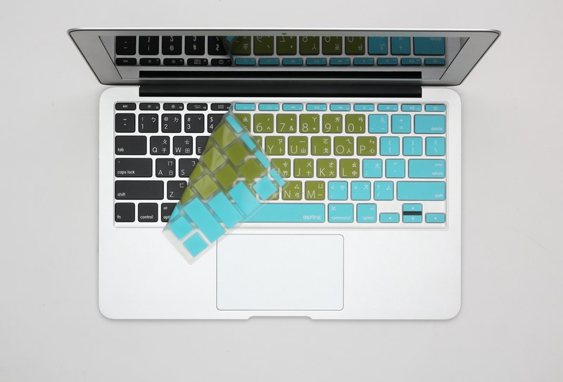 BF MacBook Air 13 with Pro Retina Keyboard Membrane - Mint Matcha 8807420590
