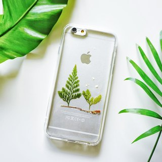 Pressed Flowers Phone Cases - Forest Collection for iphone 5/5s/SE/6/6s/6 plus/6s plus/7/7plus/Samsung S4/S5/S6/S6Edge/S7/S7Edge/Note3/Note4/Note5