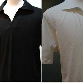 Gain Giogio best, simple 100% organic cotton [men] Polo